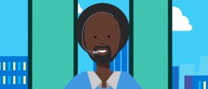 2D character animation image 10 for Microsoft Innovation - manufacturing project