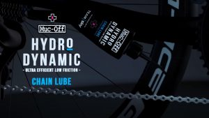 3D animation image 7 for Muc-Off's Hydrodynamic Chain Lube commercial
