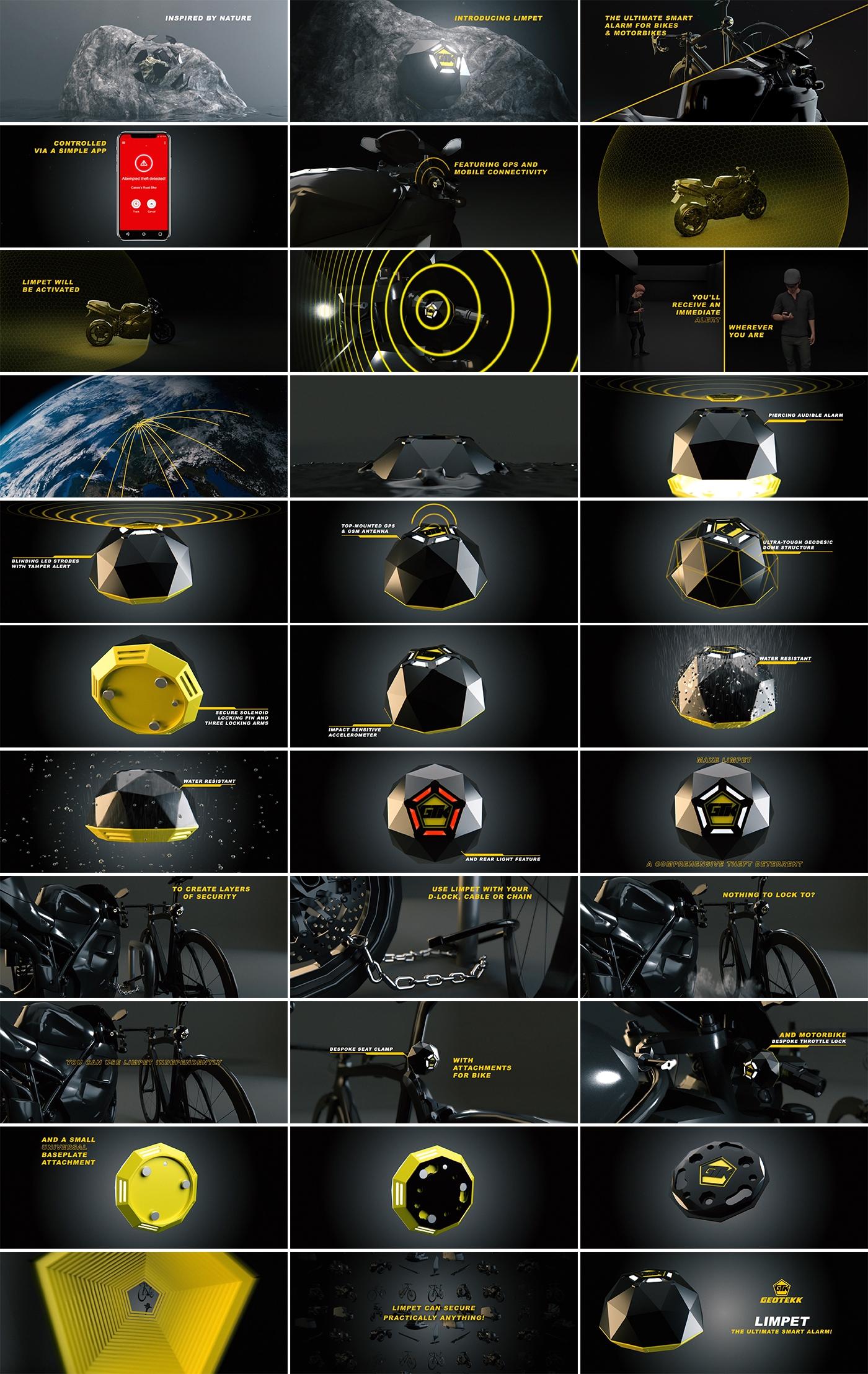 3D Motion Graphics thumbnails
