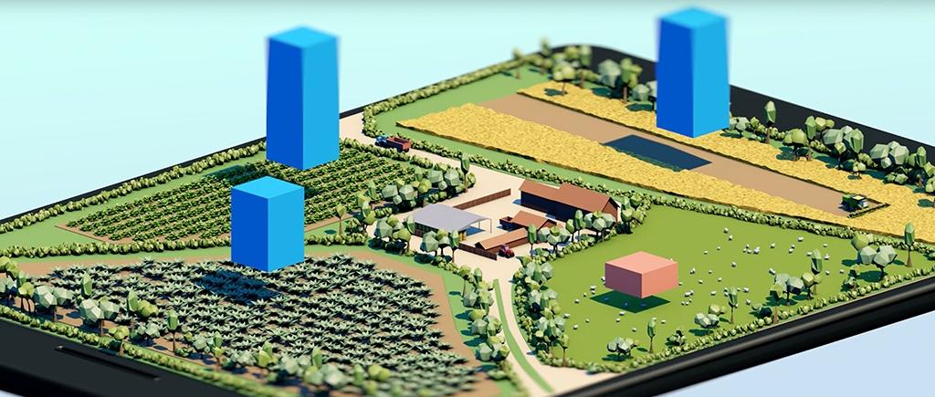 3D motion artist adamwilkes - farmbench 7