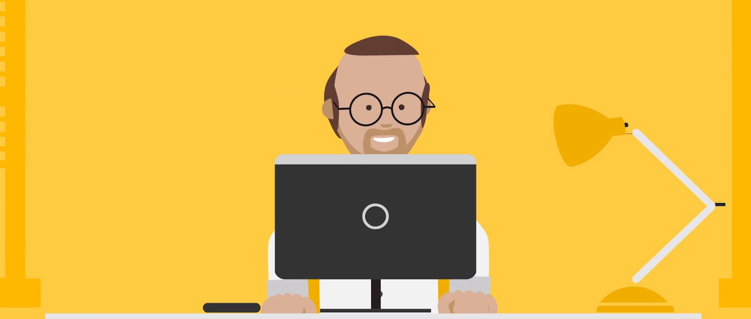2D character animation image 13 for Microsoft Innovation - manufacturing project