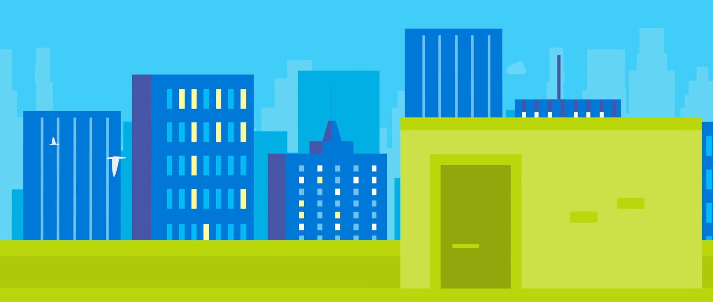 2D character animation image 11 for Microsoft Innovation - manufacturing project
