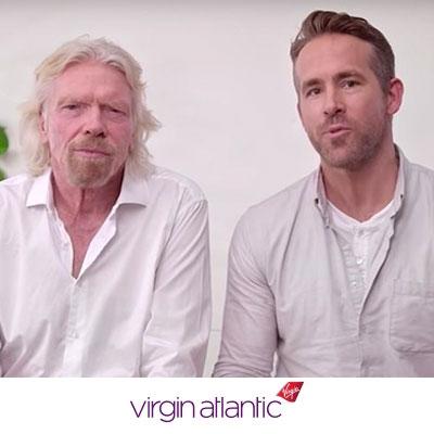 After Effects Designer – Virgin Atlantic